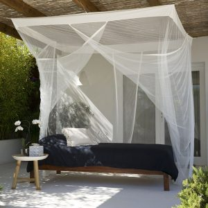 rechteckiges moskitonetz